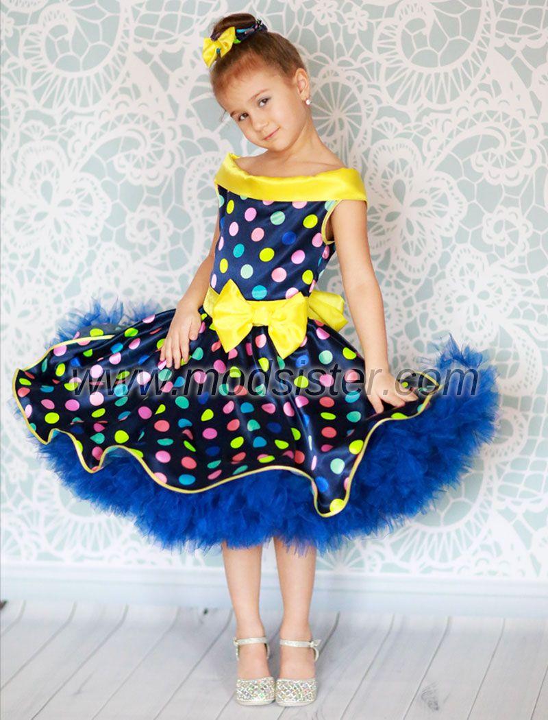 Платье Стиляга Для Девочки Купить