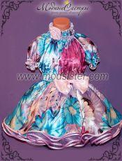 """Платье """"Цветы"""" Арт.404"""