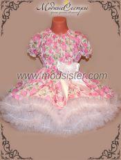 """Платье """"Цветы"""" Арт.405"""