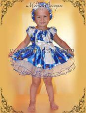 """Платье """"Цветы"""" Арт.406"""