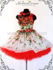 """Платье """"Цветы"""" Арт.400"""