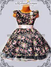 """Платье """"Цветы"""" Арт.299"""