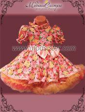 """Платье """"Цветы"""" Арт.403"""